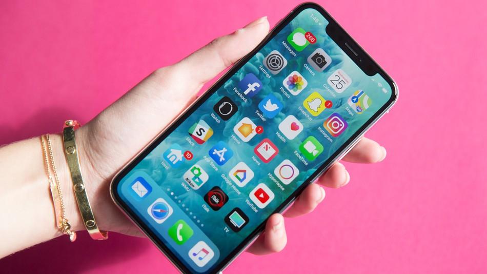 iOS 12 erabilera tasa iragarri da