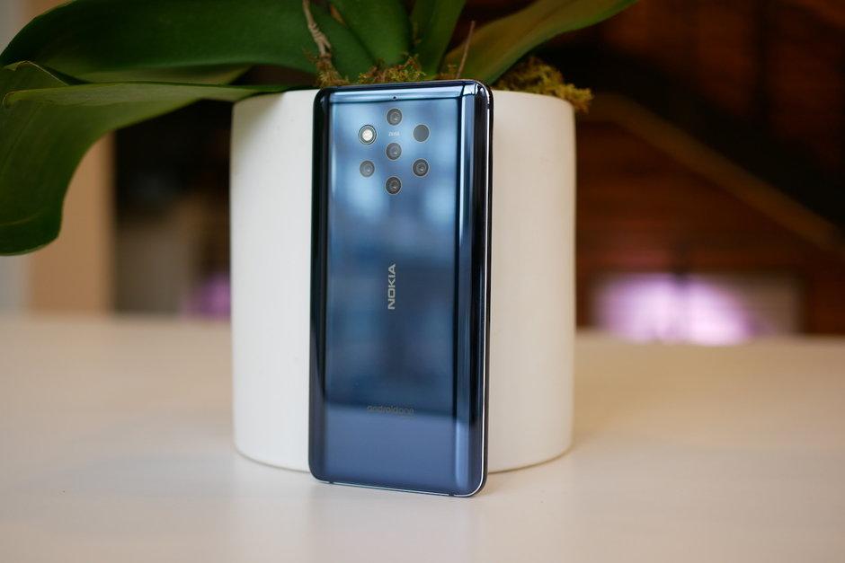 Nokia 9 PureView sartu da!  Hemen dago Nokia 9 PureView funtzioak!