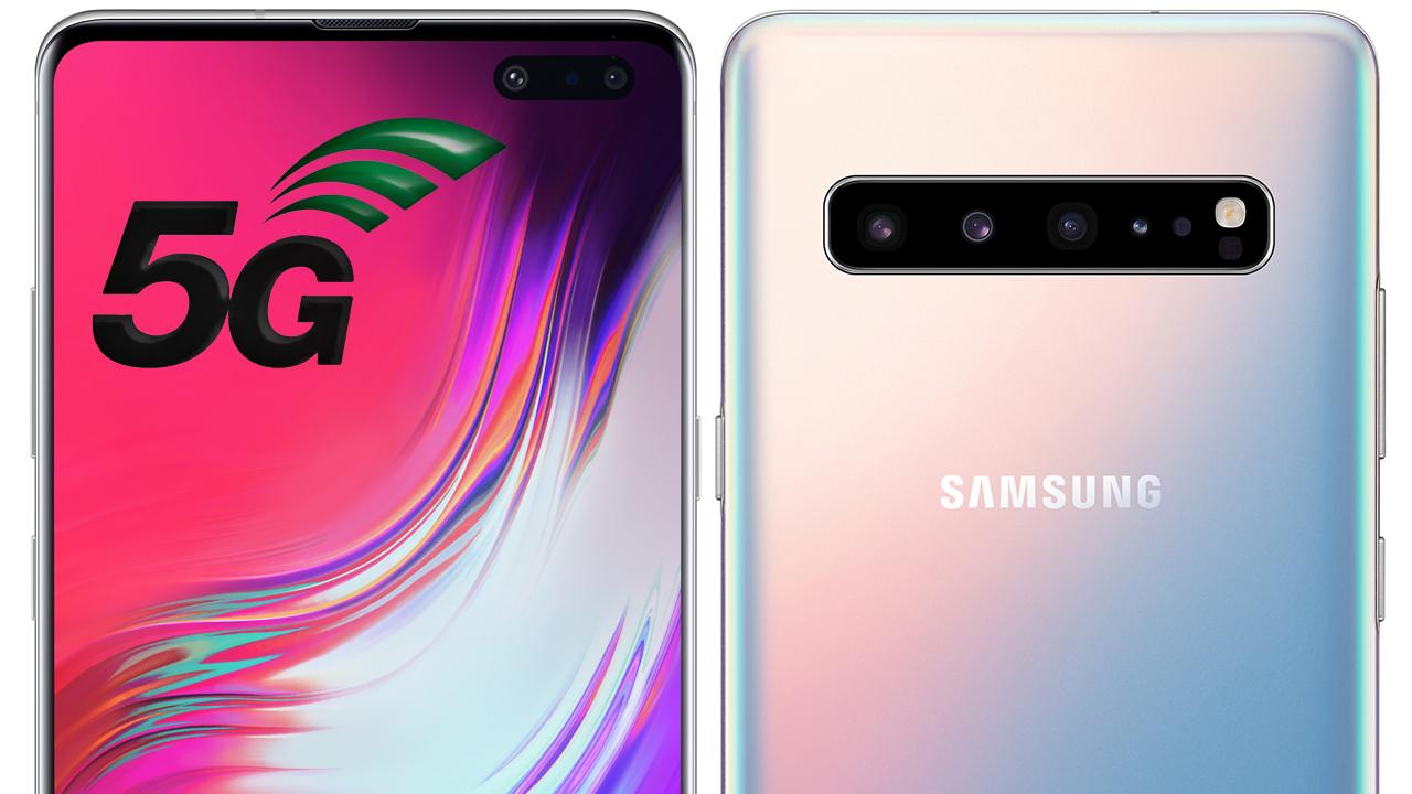 Galaxy S10 5G sartu!  Eskaera Galaxy S10 5G ezaugarriak!