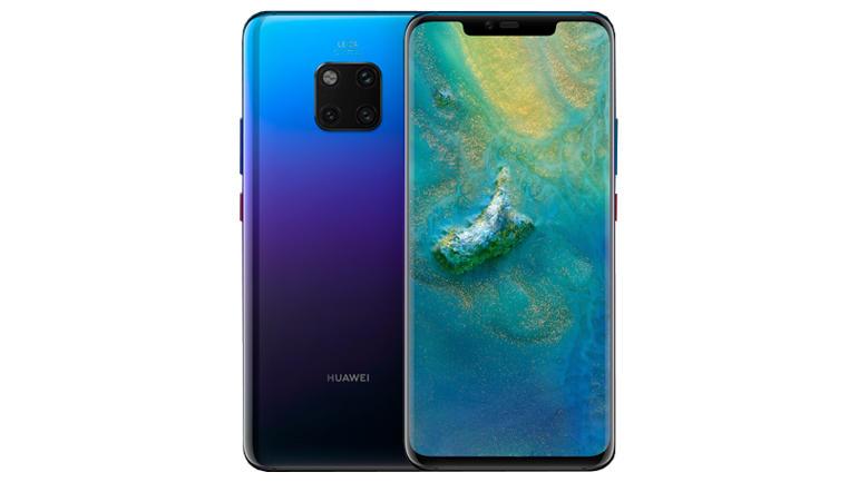 Beste telefonoak kargatu ditzakezu Huawei Mate 20 Pro-rekin