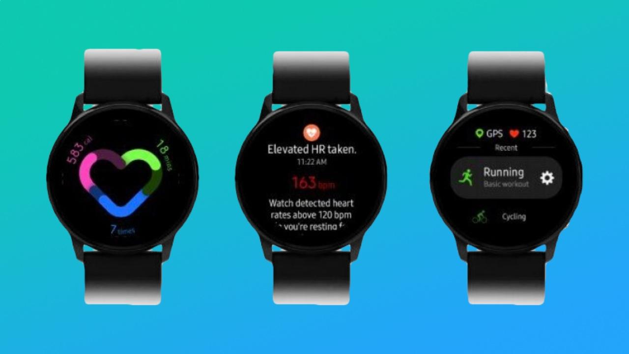 Samsung Galaxy Watch Active One UI interfazearekin etorriko da!