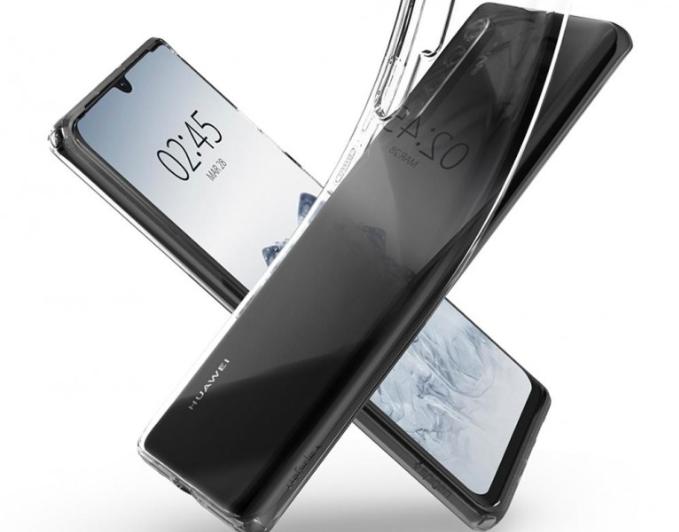 Huawei P30 eta P30 Pro diseinua filtratu ziren