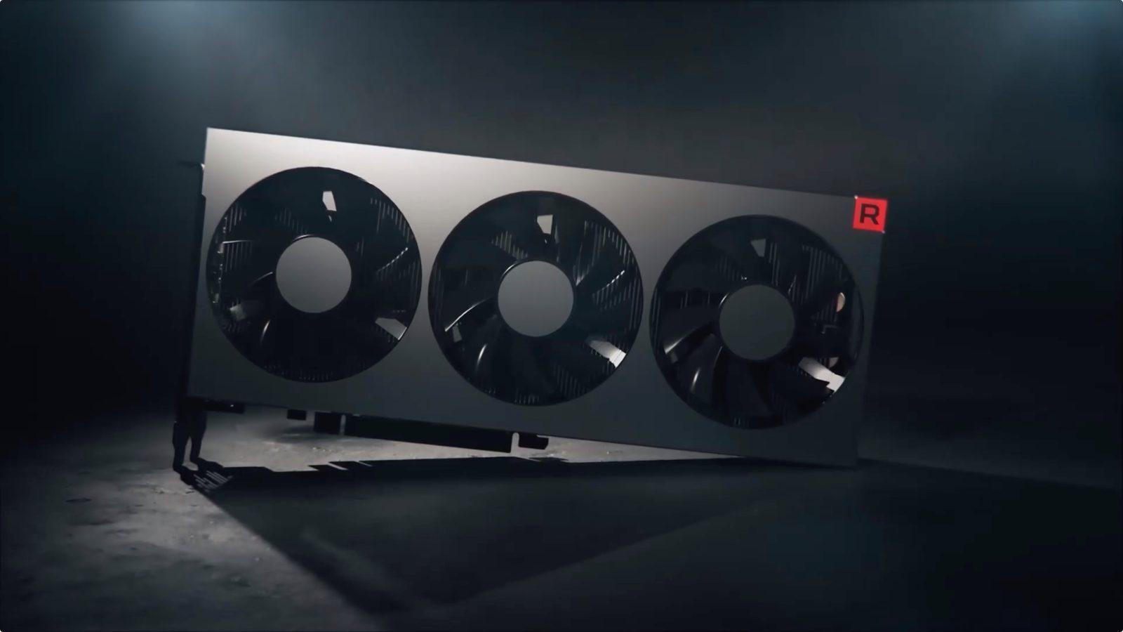 AMD Radeon VII-ek Nvidia RTX 2080 aurrez aurre jarri du