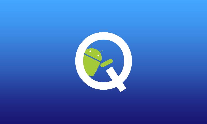 Android Q 3.  Gai iluna ere aktibatuko du festako aplikazioetan!