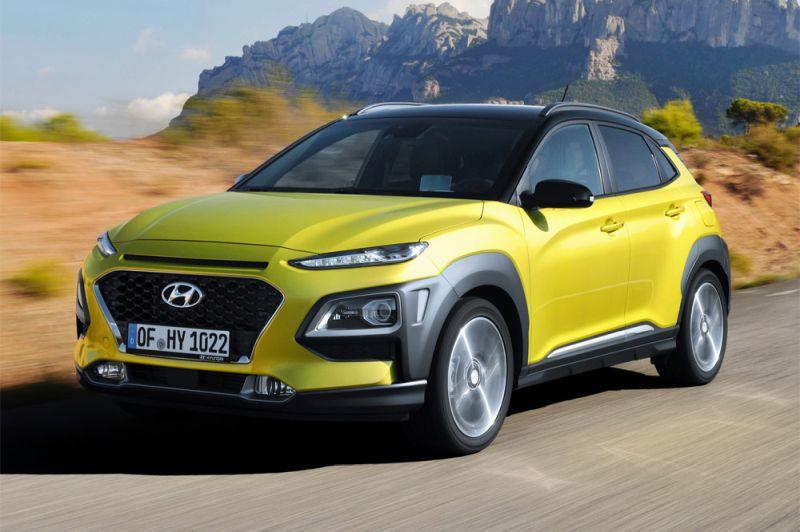 Hyundai Europan SUV mini erasoa prestatzen ari da!
