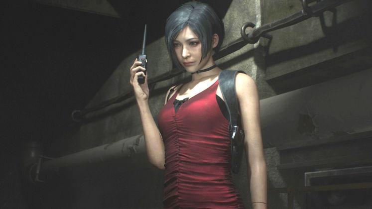egoiliar gaizkia 2 Ada Wong-en ikusi nahi zenuke Remake-n?