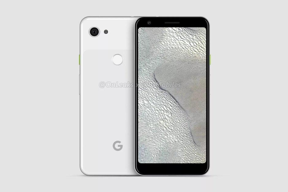 Google Pixel 3 Lite XL berriro filtratu zen!
