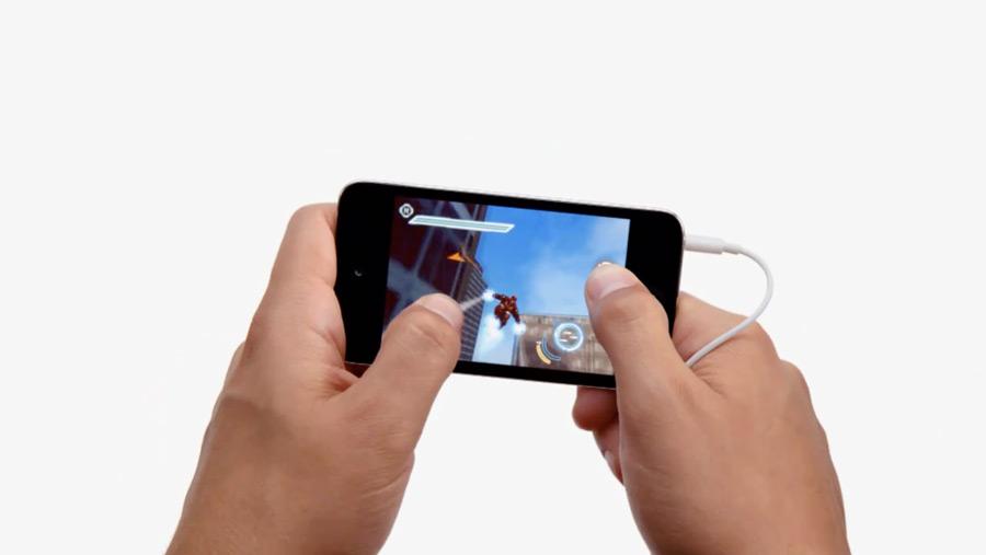 iPod Touch (2019) Nintendo SwitchAurkatuko al du?