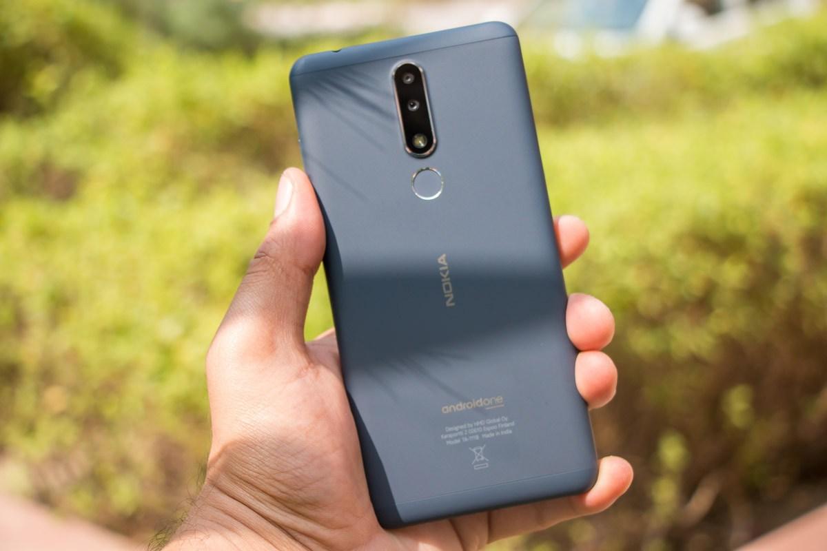 Nokia 3.1 Plus Android pieza dator!