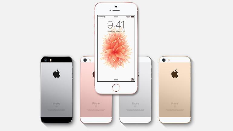 iPhone SE berriro martxan jarri da!