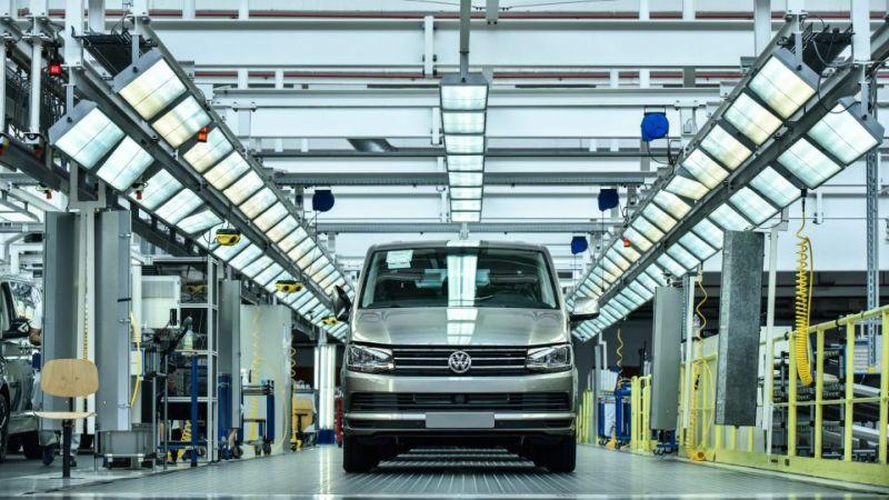 Volkswagen Transporter ez da gehiago Turkian ekoiztuko!