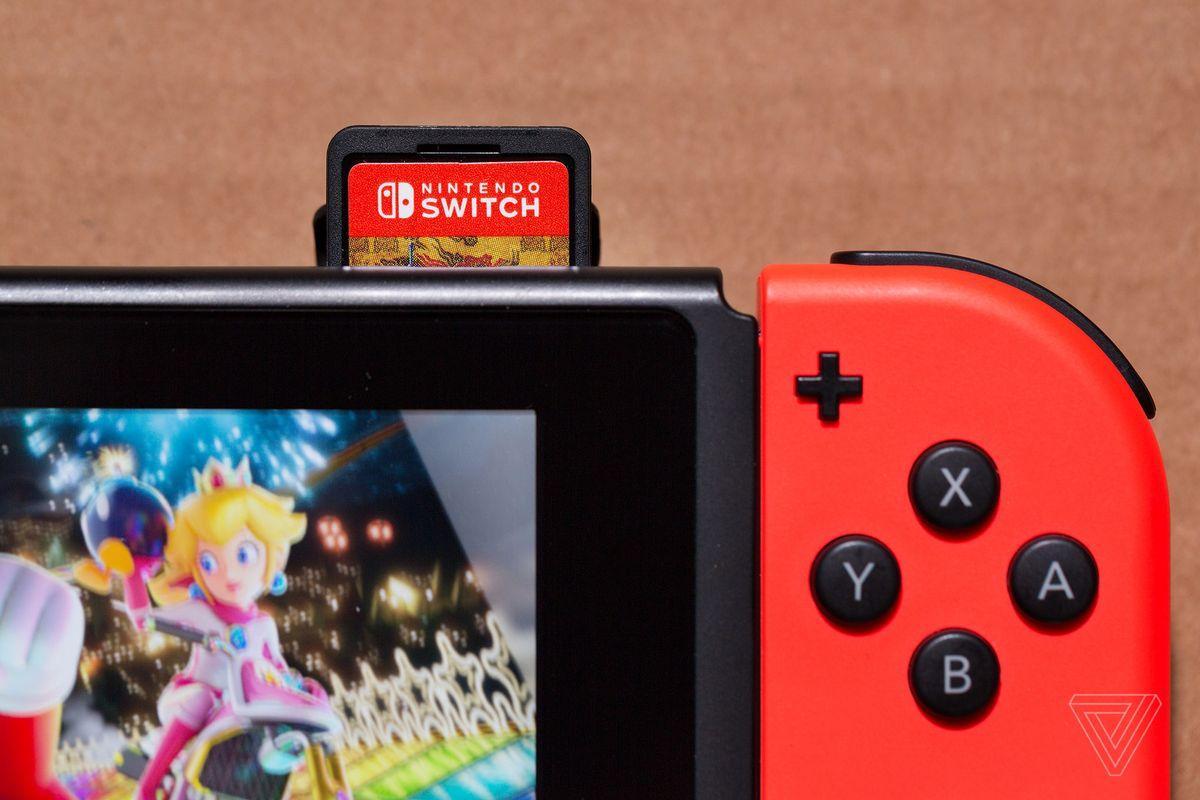 Amazonsalduena Nintendo Switch jokoak iragarri dira!
