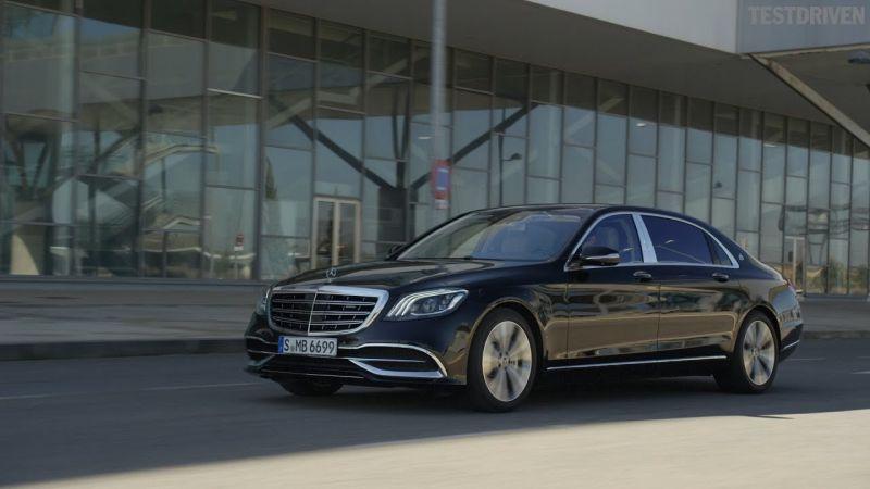 Mercedes-Benz 2018ko auto marka premium handiena bihurtu zen!