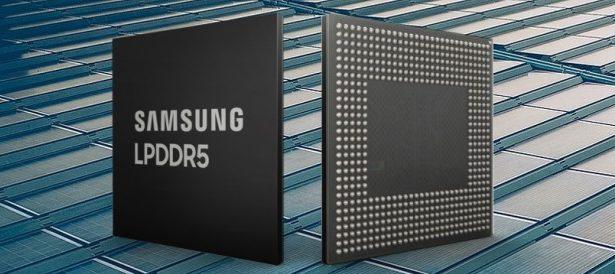 Galaxy S10 LPDDR5 RAM-arekin batera egingo da!