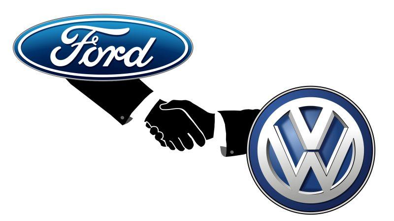 Ford - Volkswagen aliantza amaitu da!