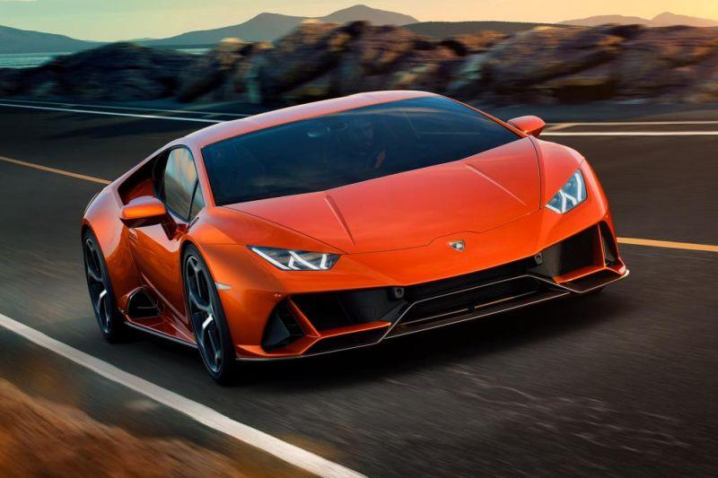 630 zaldi potentziako munstro italiarra!  Hemen duzue Lamborghini Huracan Evo!