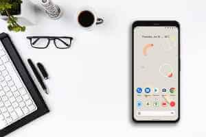 Nola gehitu iradokitako aplikazioak Dock aplikazioaren tiradera Android telefono batean