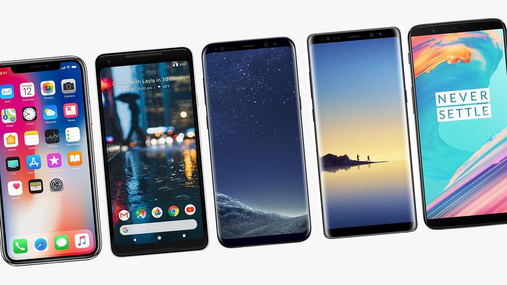 2000 TL azpiko smartphone onenak - 2019ko urtarrila