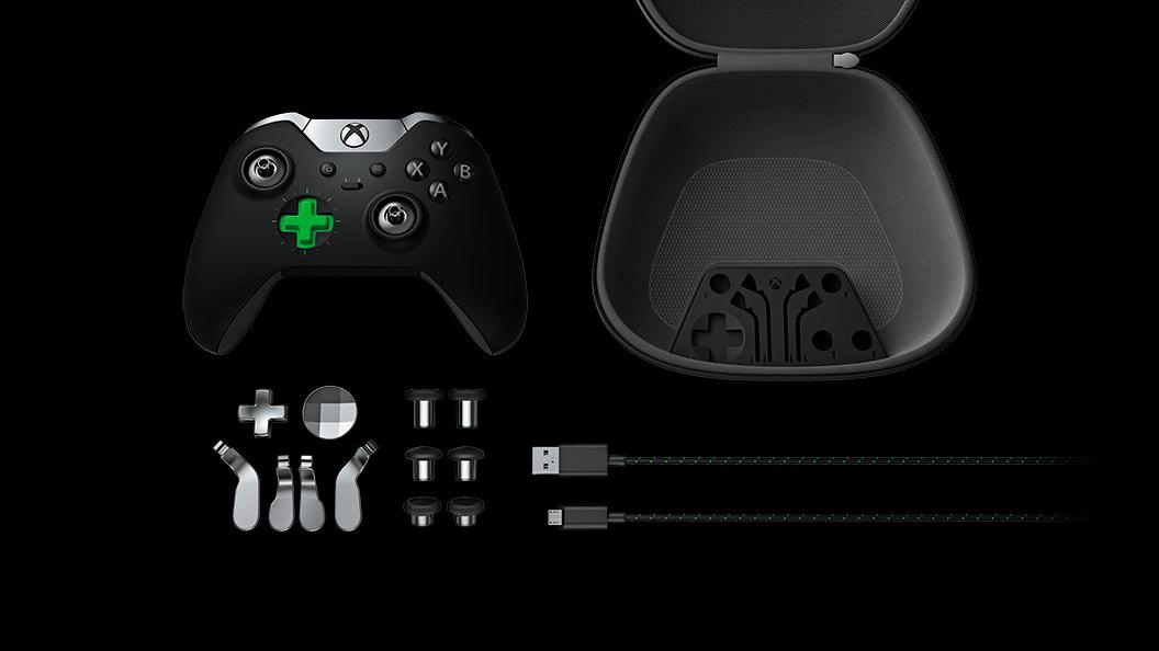 Xbox One kontrolagailu berria dator?