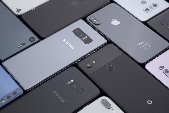 2018ko smartphone onenak, Hardware Diary-ren arabera
