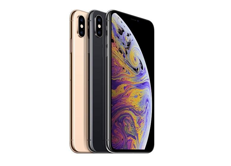 Apple iPhone XS Max berrikuspena.  11 mila lira telefono inguru