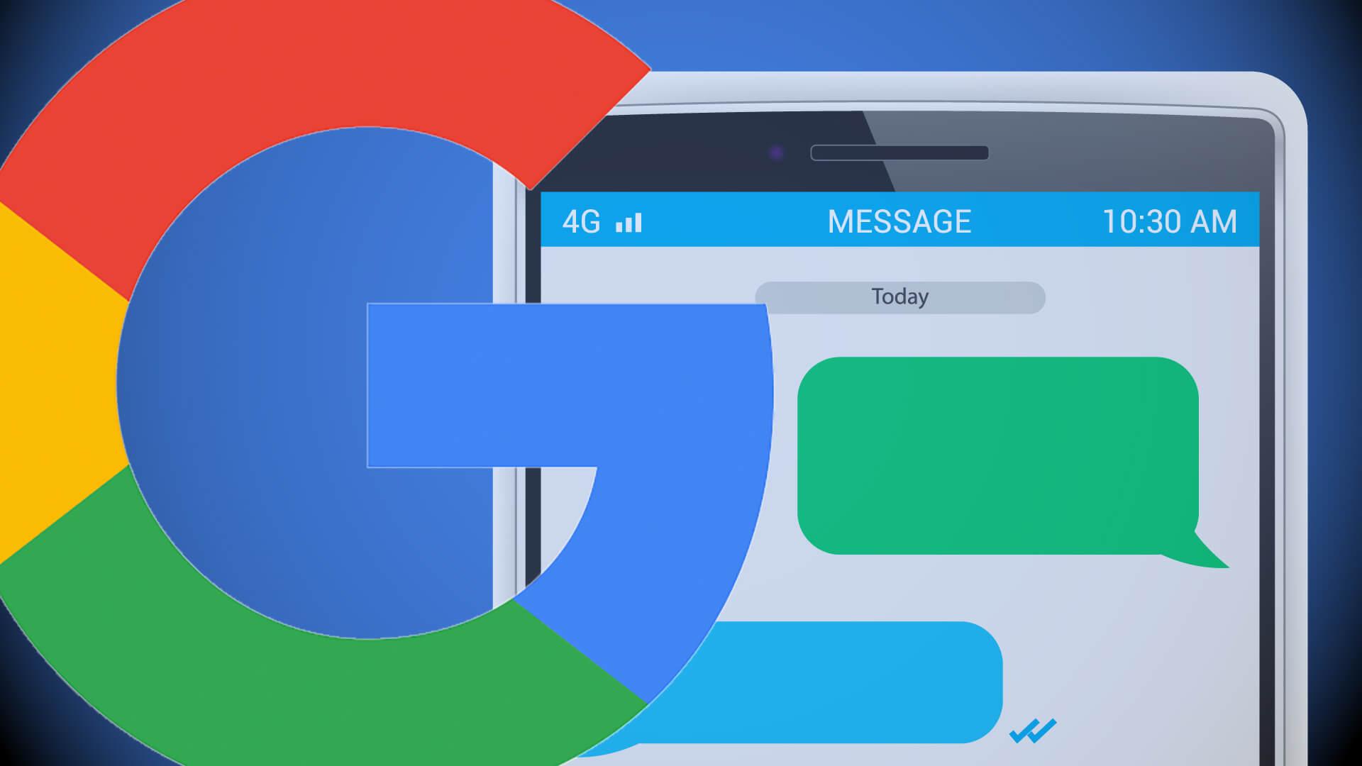Google Messages aplikazioa unibertsala izan dadin prestatzen!