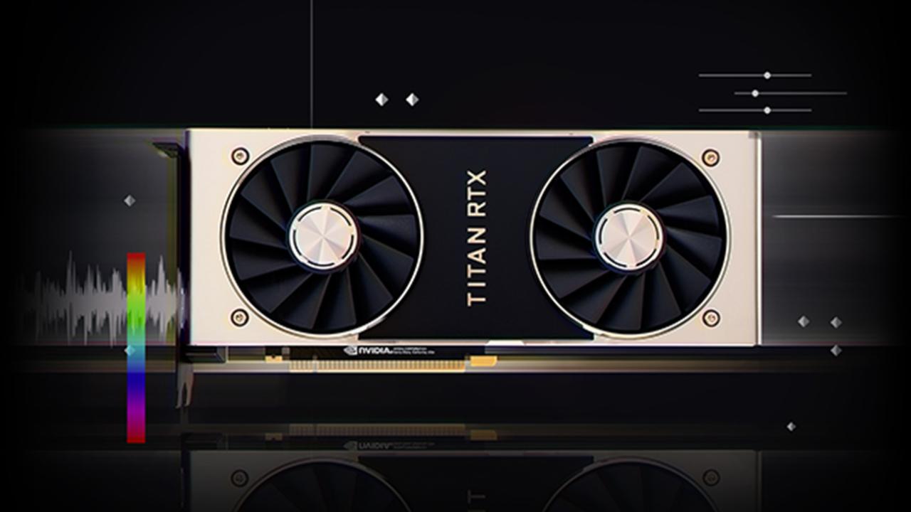 Zenbat FPS eskaintzen ditu Nvidia Titan RTX jokoetan?