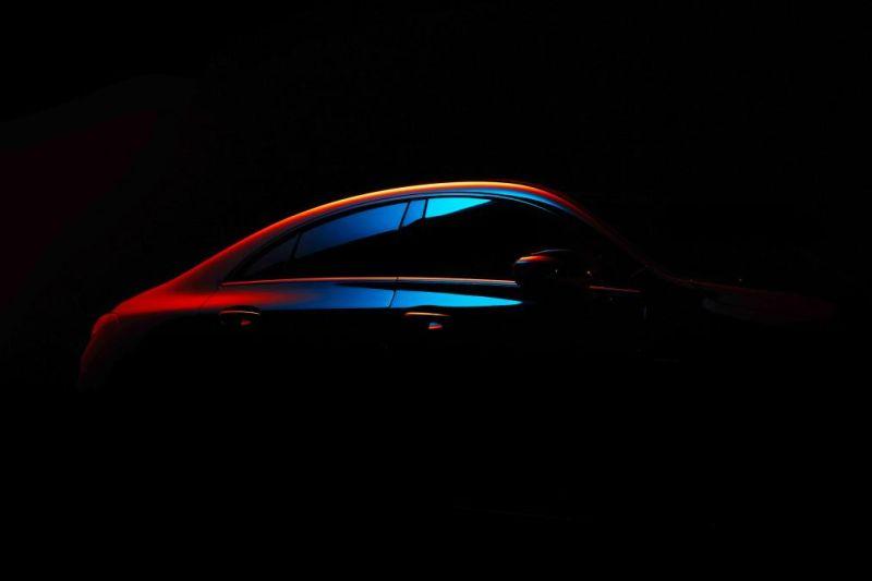 Bigarren belaunaldiko Mercedes-Benz CLA bigarren teaser iritsi da!