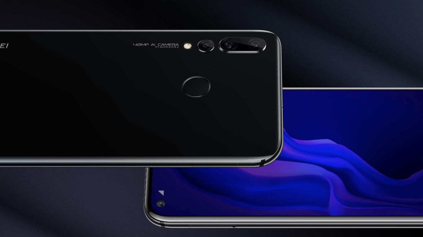 Disko salmentak Huawei Nova seriean!