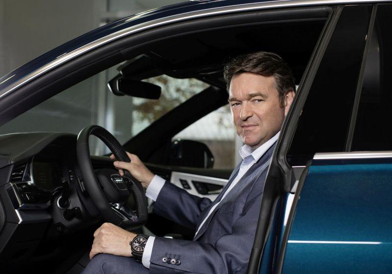Bram Schot behin betiko Audi zuzendari nagusi izendatu dute!