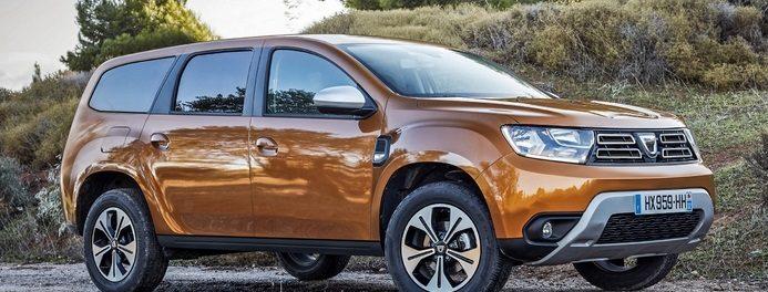 Dacia Lodgy II SUV gisa iritsiko da 2020an!