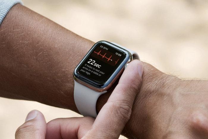 Apple Watch Series 4 Bizitzak salbatu zituen ECG funtzioarekin!