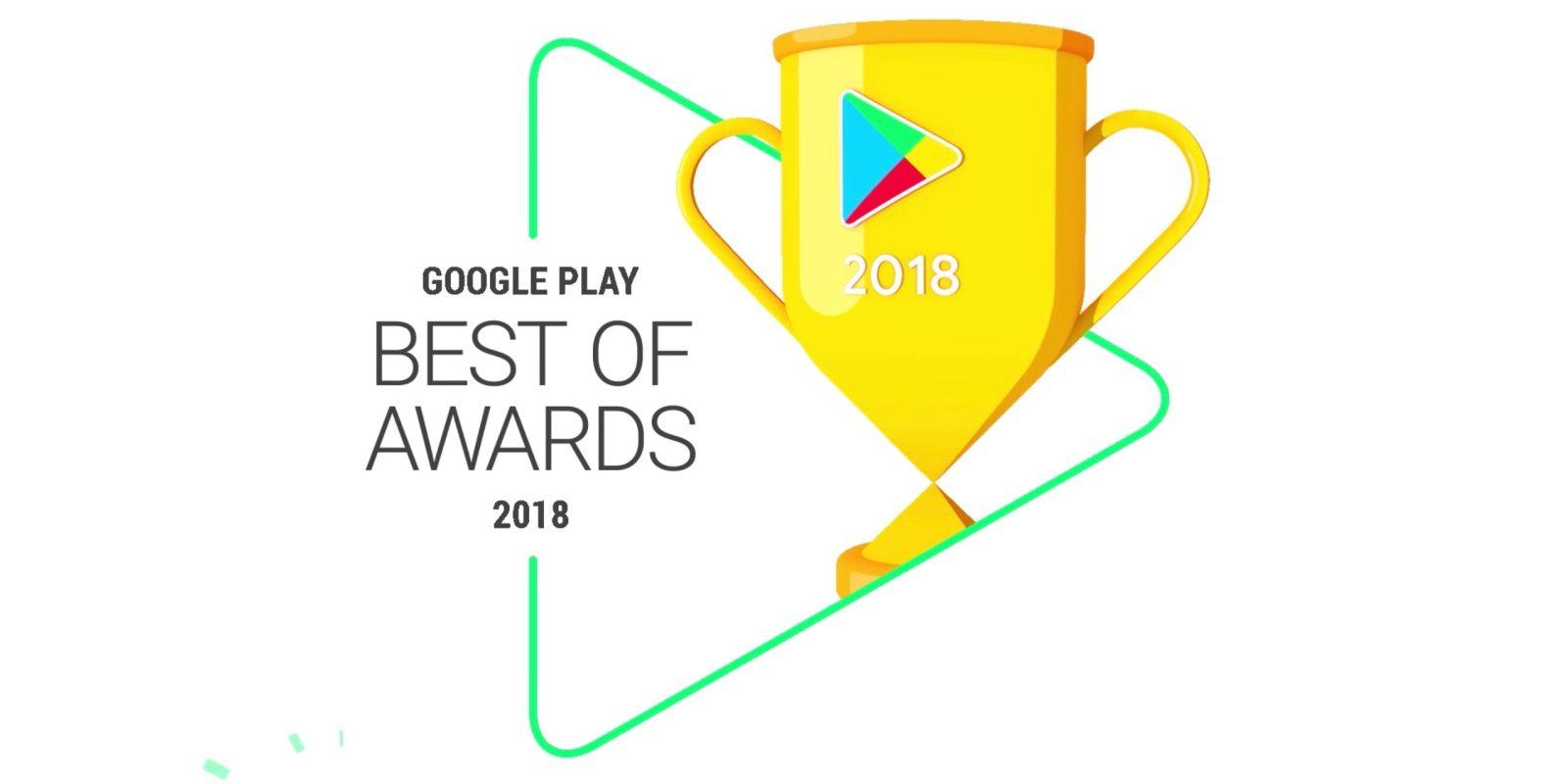 2018ko onena, Android erabiltzaileen arabera!