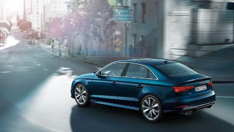 Audi A3 Coupe-k 2020rako bidea har dezake!