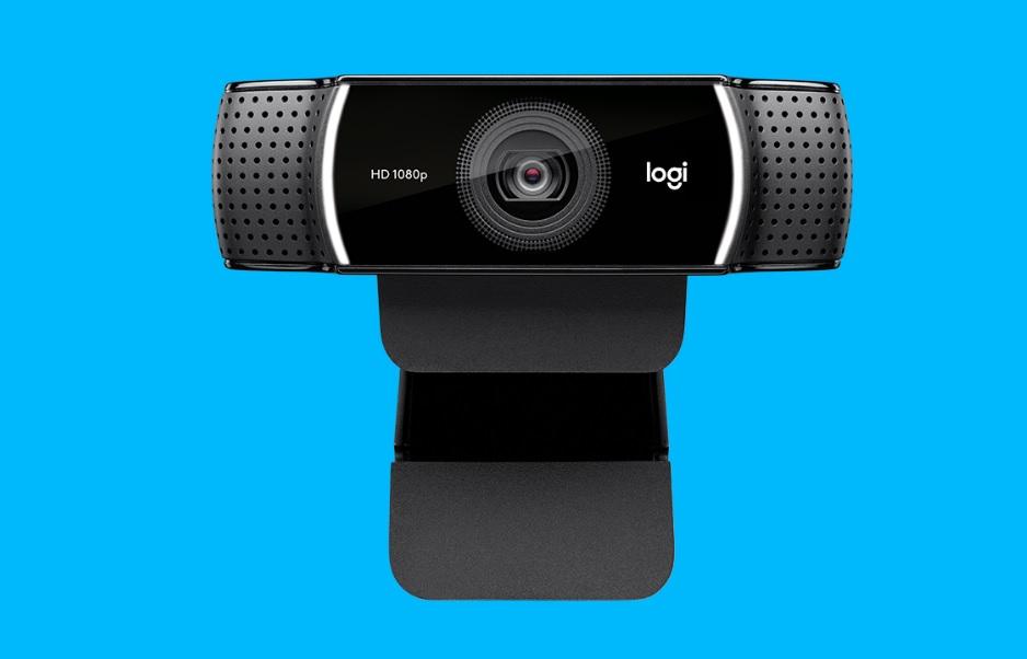 Logitech C922 Pro HD Stream Webcam berrikuspena