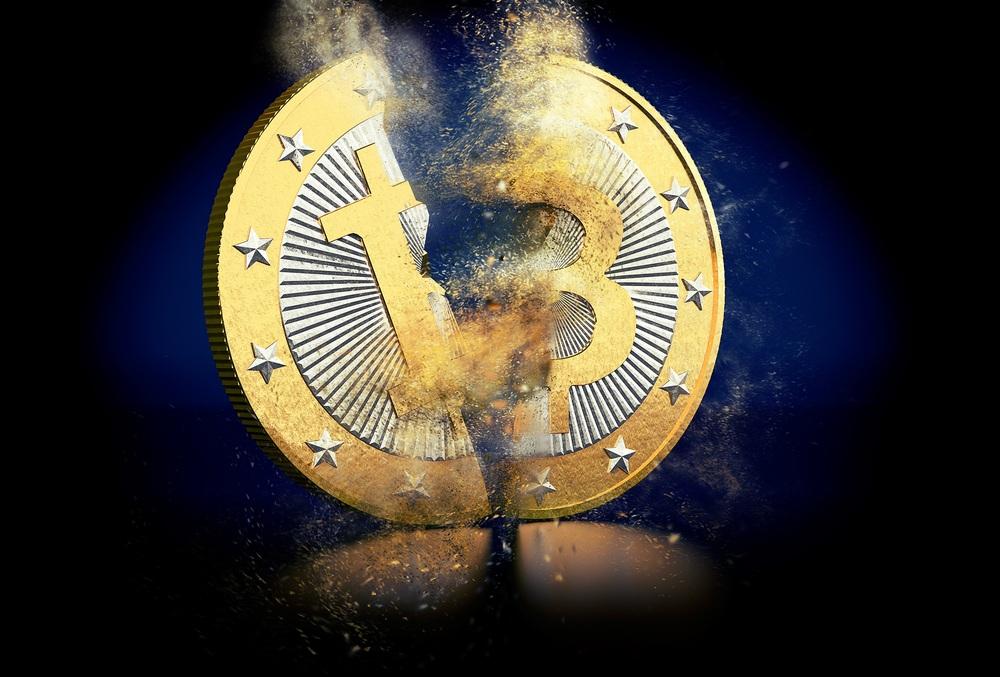 Bitcoin-ek behealdea ikusi zuen
