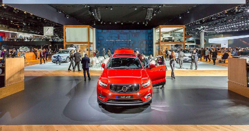 """Volvo esan zuen 2018ko LA Auto Showaren erabakia """"ez da gehiago"""" esan!"""