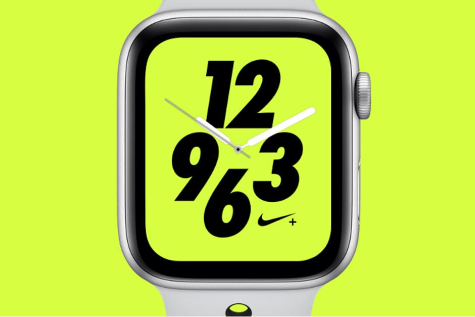 Apple Watch Kable berriak eskuragarri Nike +