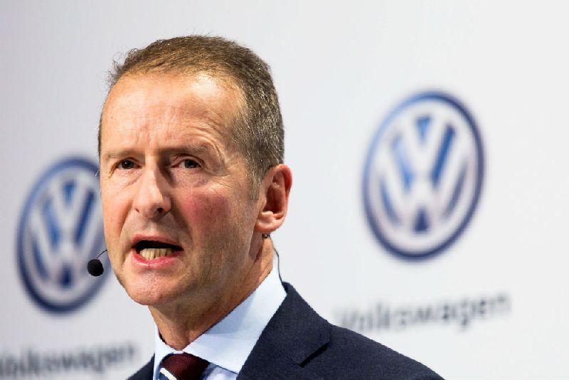 Herbert Diessek azken puntua jarri du Volkswagen - Ford Alliance!