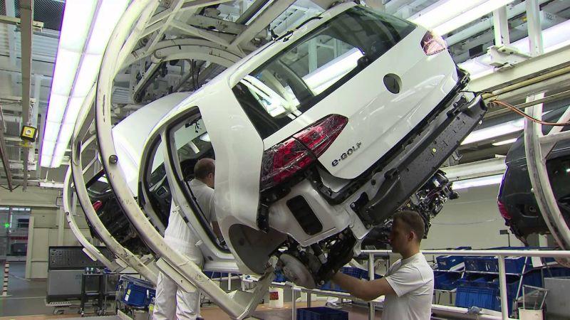 Volkswagen-ek Europako EV produkzio sare handiena ezartzen du!