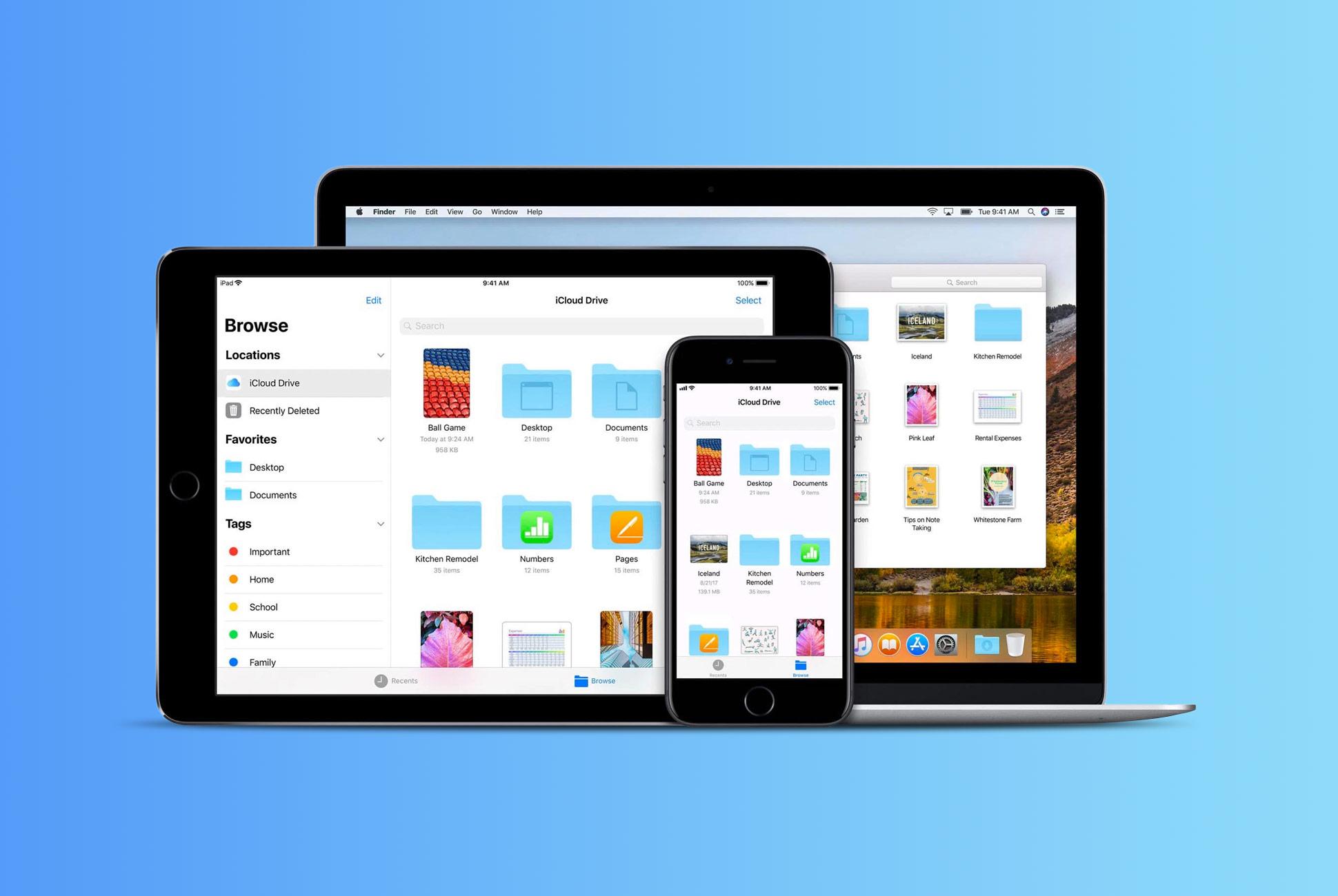 Apple denborak ez du nahikoa!  Orain iCloud prezioak igo egin dira!