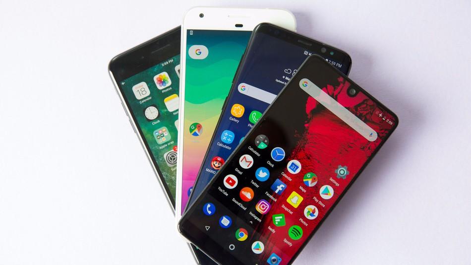 2000 TL azpiko smartphone onenak (2018ko azaroa)