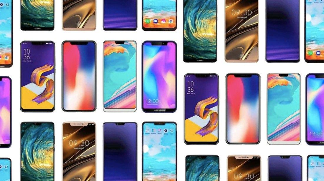 1500 TL-tik beherako smartphone onenak (2018ko azaroa)