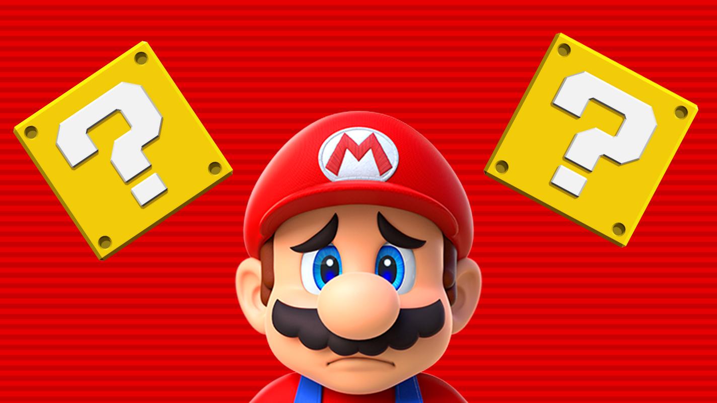 Super Marioren izena aita hil zen!