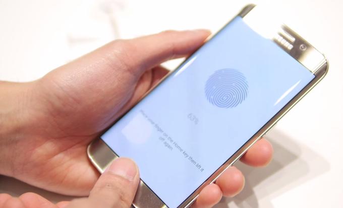 Samsung-ek pantaila osoaren irakurketa marka bihurtuko du