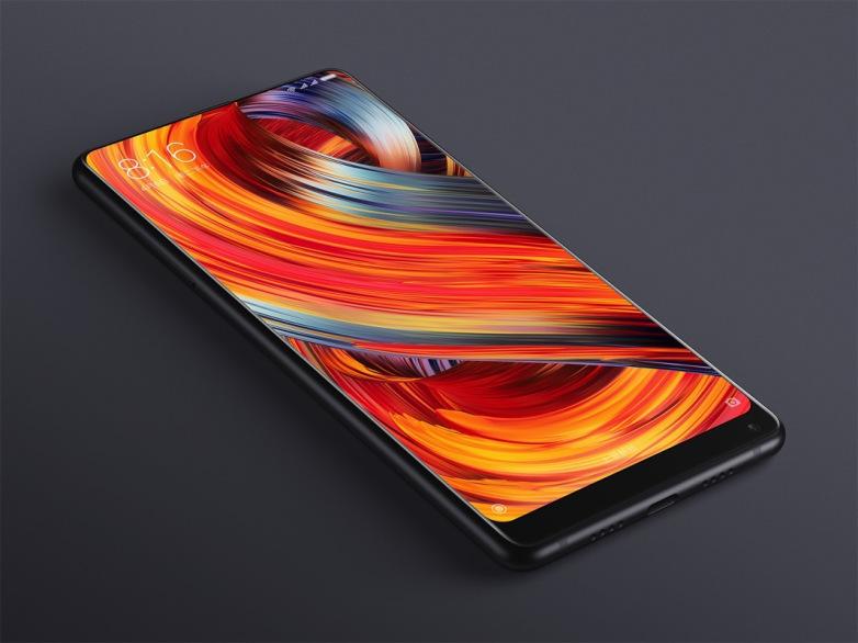 Xiaomi Mi Mix 3 horrela izango da itxura!