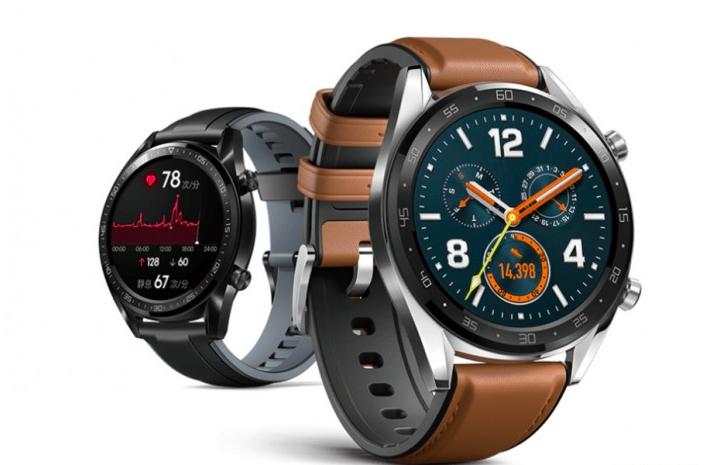 Huawei Watch GT eta Banda 3 Pro aurkeztu du