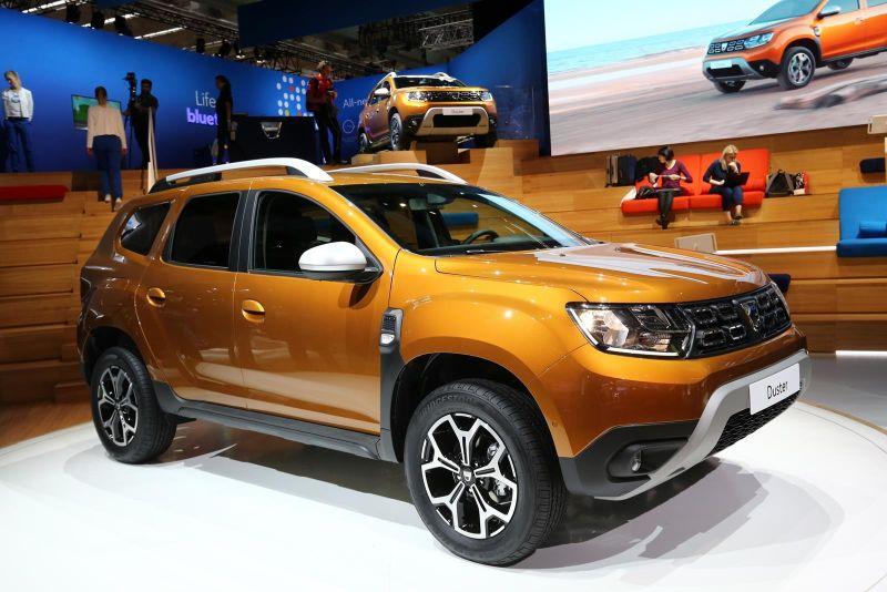 Dacia Dusterren bi motor aukera berri!