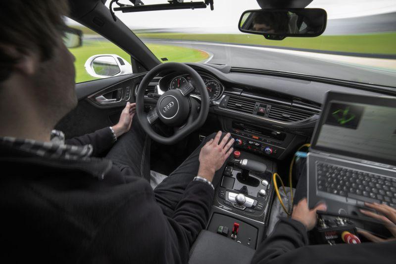 Txinatar erraldoiak Audi!