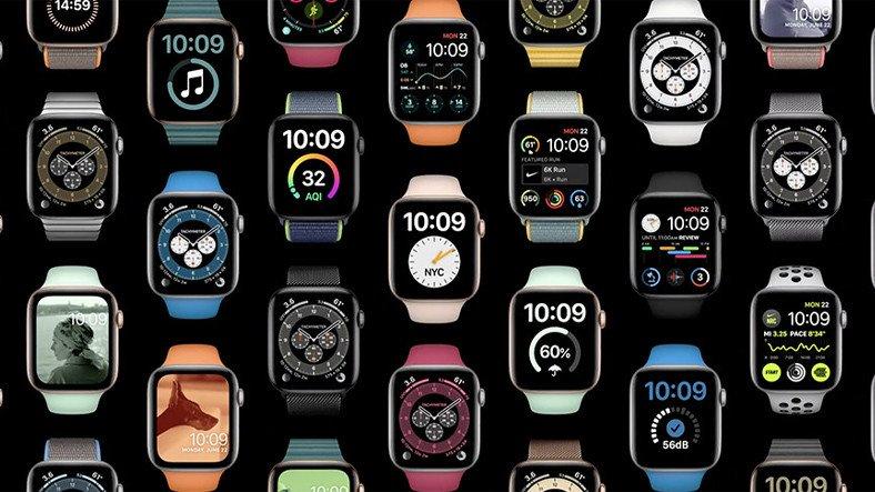 Apple Watch Series 2 Bidearen amaiera agertu zen!